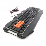 Bloody LED Light Strike 8-Infrared Mechanical Switch Gaming Keyboard B328