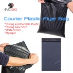 Courier Plastic Bags, 60 x 80mm -100pcs