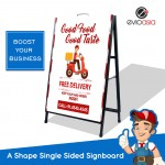 Outdoor Single Sided Display Stand (90 x 60cm)