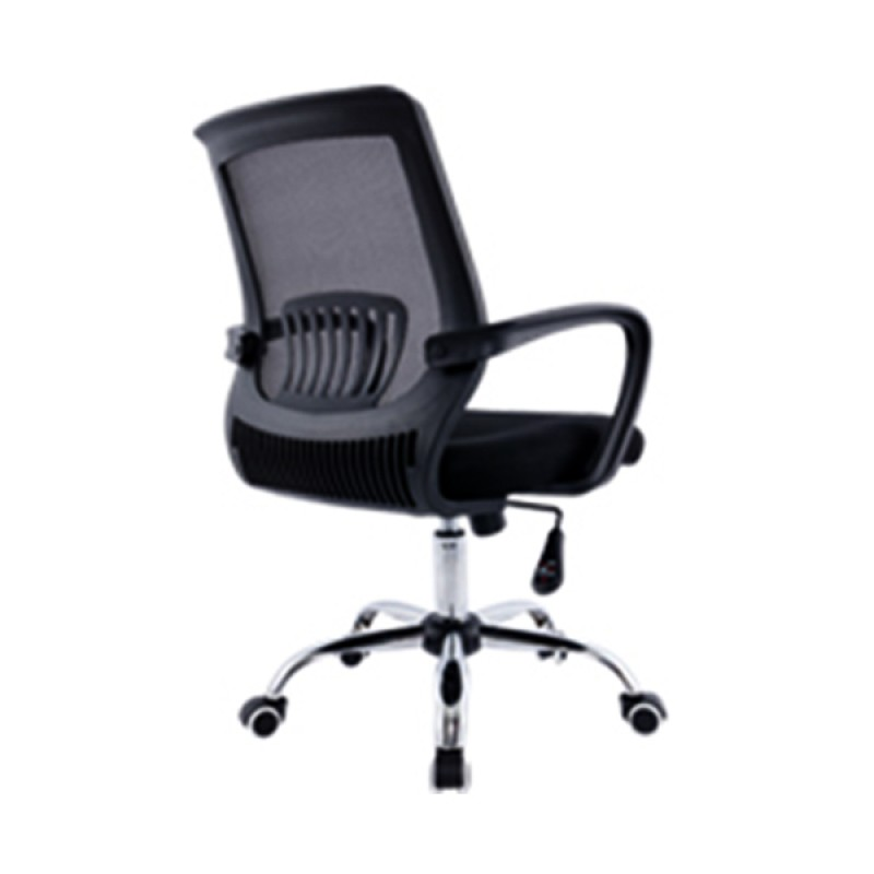 office chair ergonomic office chair with lumbar support black